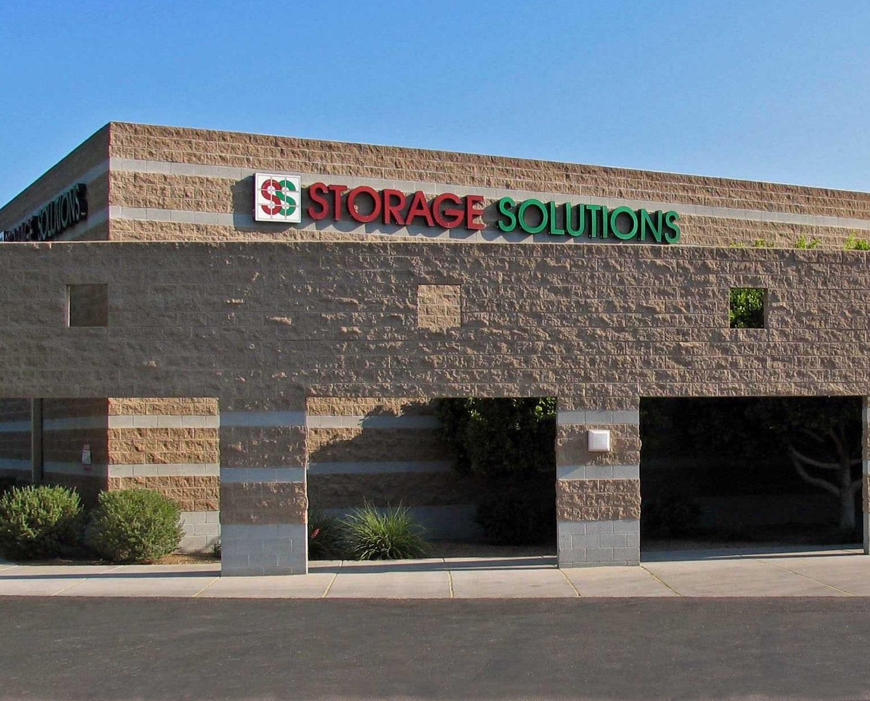 Affordable Self Storage Units Phoenix North Phoenix