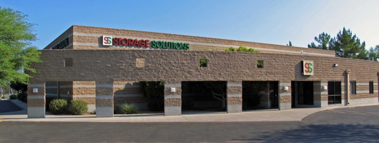Home Page Banner I-17 Thunderbird Storage Solultions